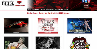 Darke County Center for the Arts - Greenville, OH